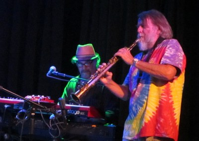 Steve Schuster sax - Donna Jean Godchaux Band - Sweewater Music Hall July 25 2012 © Deadheadland & Markovision (1)