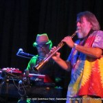 Steve Schuster sax - Donna Jean Godchaux Band - Sweewater Music Hall July 25 2012  Deadheadland &amp; Markovision (1)