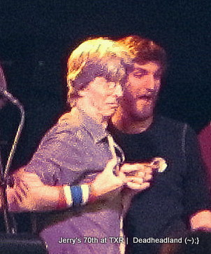SETLIST: Jerry Garcia's 70th birthday celebration with Phil Lesh and Friends, at Terrapin Crossroads