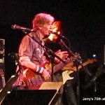 Phil Lesh, Brian Lesh - Jerry Garcia's 70th Birthday at TXR  Deadheadland (~);} (18)