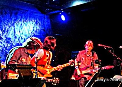 Mark Karan, jackie Greene, Phil Lesh Jerry Garcia's 70th Birthday at TXR  Deadheadland (~);} (7)