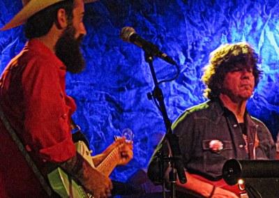Ross james & Mark Karan - Jerry Garcia's 70th Birthday at TXR  Deadheadland (~);} (8)