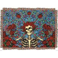 Grateful Dead Blankets and Throws