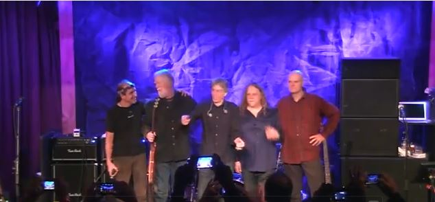 Phi Lesh and Friends, including Warren Haynes,  tribute John Lennon with L.S.D. on the 32nd anniversary of his death