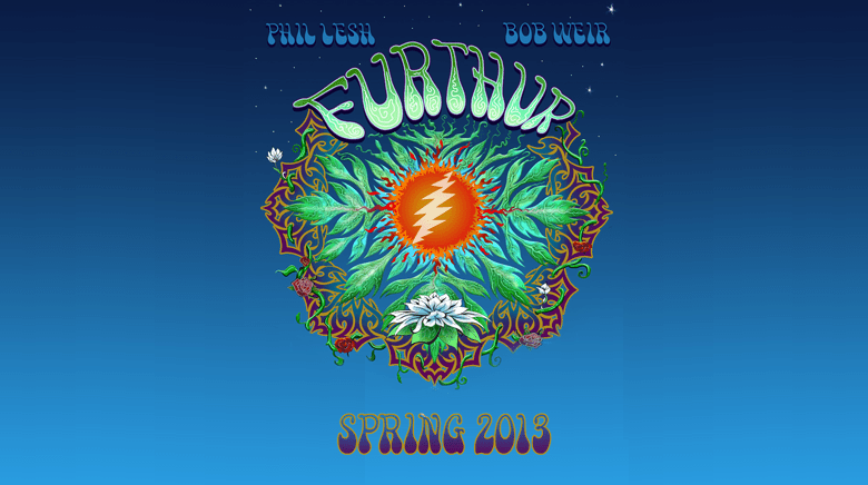 Furthur Spring Tour 2013