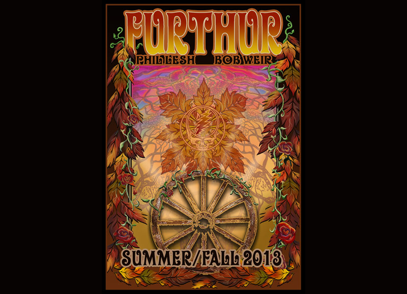 Any Dates yet for Furthur Summer Tour 2013? What about Furthur Fall Tour 2013?