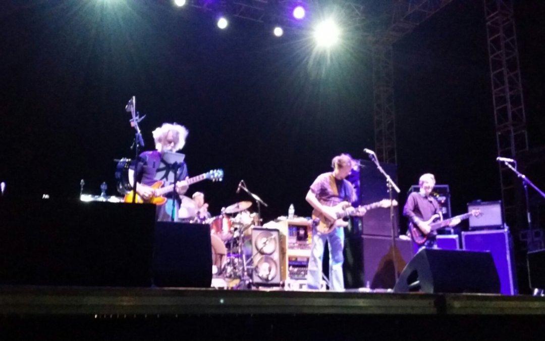SETLIST: Furthur   Paradise Waits   Hard Rock, Riviera Maya,  Mexico   Monday January 20, 2014