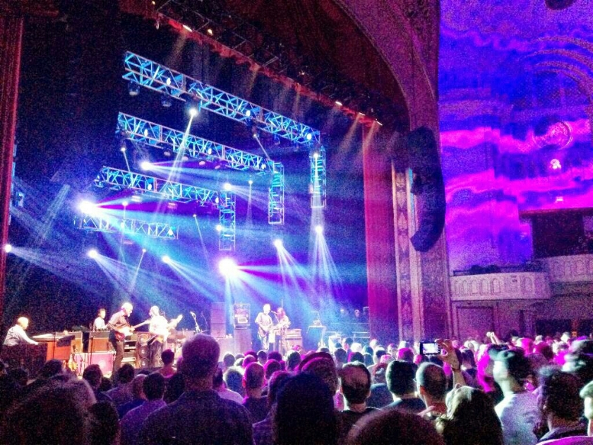 SETLIST: Phil Lesh and Friends  May 30, 2014   The Capitol Theatre, Port Chester, NY