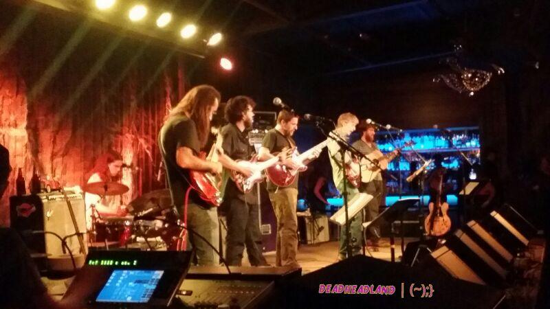 SETLIST – FRIDAY: Phil Lesh & Friends Fri. Sept. 12, 2014 The Grate Room Terrapin Crossroads San Rafael, CA
