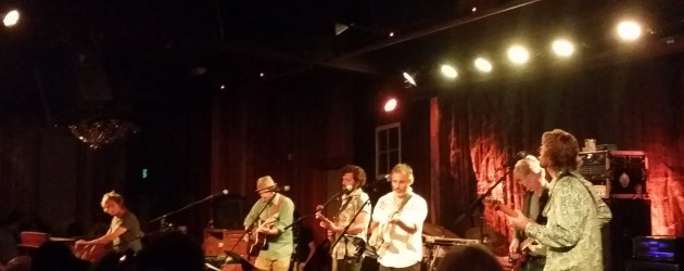 SETLIST - SUNDAY: Terrapin All Star HOOTENANNY - 22 Musicans, 21 Songs  - detailed setlist by @robscalcione - becuase the fans NEED to know!