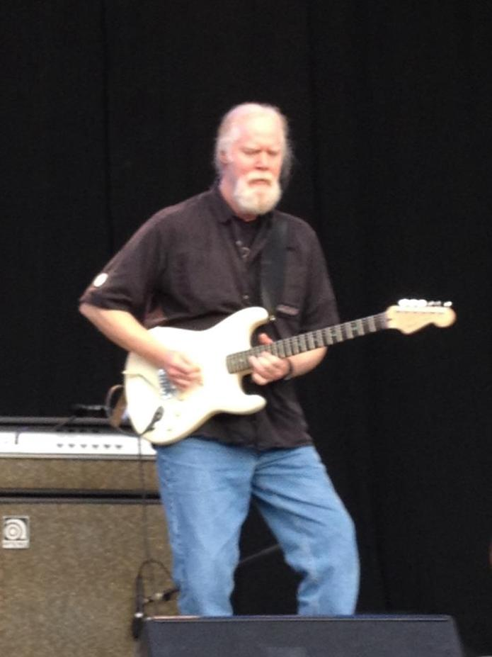 Jimmy Herring - 9.21.2014 by Lucy