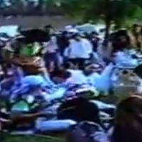 Video: Grateful Dead Parking Lot Drum Circle #flashbackfriday