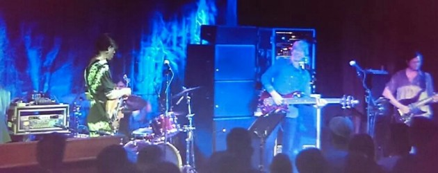 SETLIST: Phil Lesh & Friends Sat. Oct. 25, 2014 The Grate Room Terrapin Crossroads San Rafael, CA