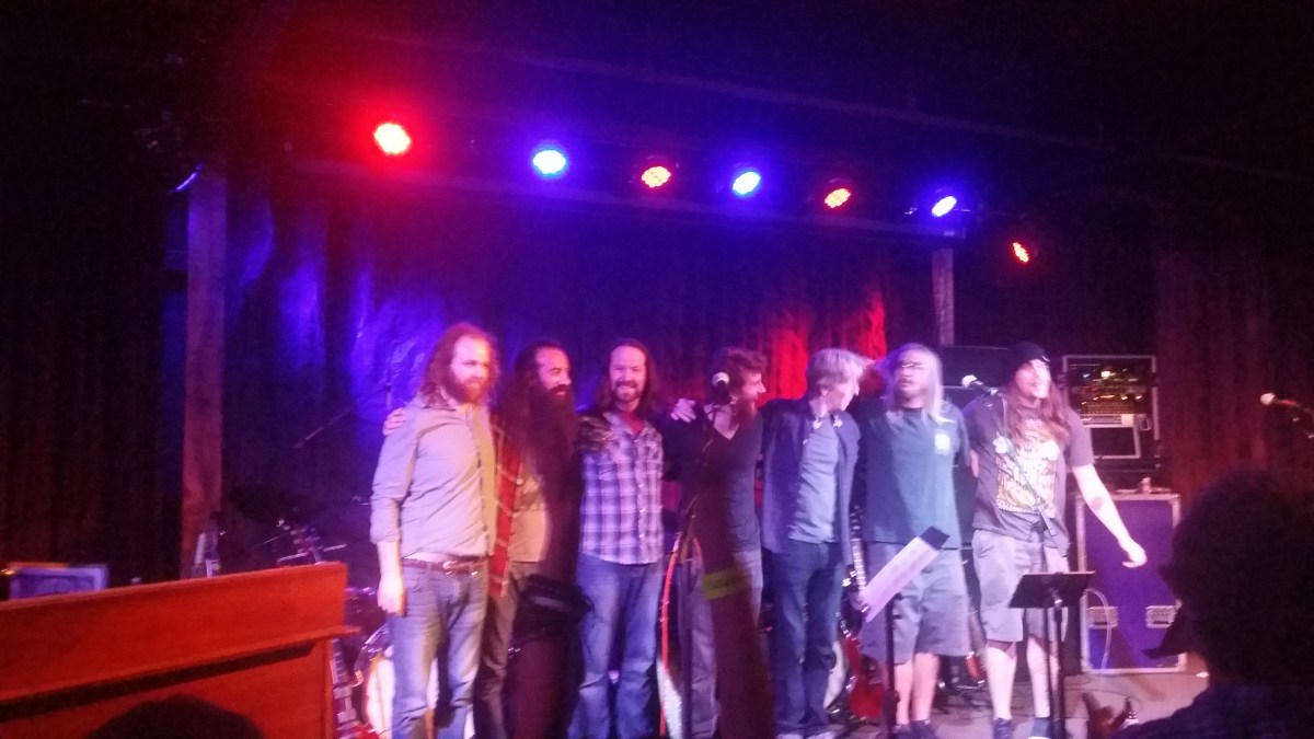 "SETLIST and AUDIO: Phil Lesh and Friends - ""Grateful Dead 1968"" Grate Room, Terrapin Crossroads, San Rafael, California,  January 29th 2015 #Dead50"