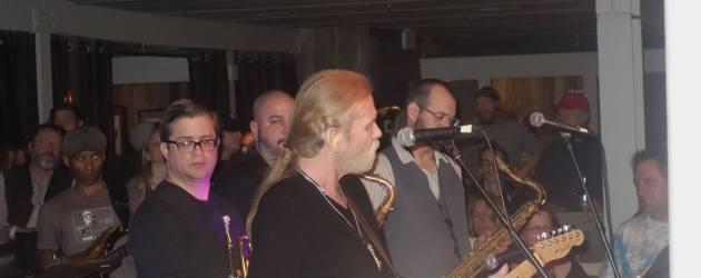 "VIDEO ""Gregg Allman, Ain't Wastin' Time No More"", Terrapin Crossroads Bar 1-23-15"" on YouTube"