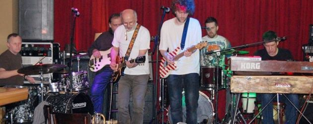 We Are Everywhere Dept: Dead Mondays - Grateful Dead Tribute Band from Serbia