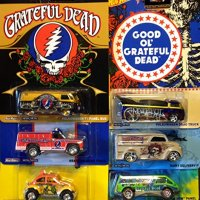 GOTTA HAVE IT! Grateful Dead Hot Wheels Collection