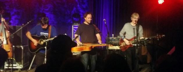 SETLIST: Greensky Bluegrass w Phil Lesh  The Grate Room  Terrapin Crossroads San Rafael California   3/24/2015