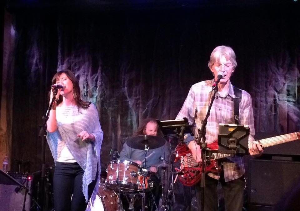 SETLIST: Phil Lesh & Friends w Rob Eaton and Rob Barraco, Tue. April 28, 2015 The Grate Room Terrapin Crossroads  San Rafael, CA
