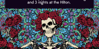 Win a pair of PIT GA 3-day passes and three night stay at the Hilton for the Fare Thee Well Shows July 3,4,5 in Chicago!