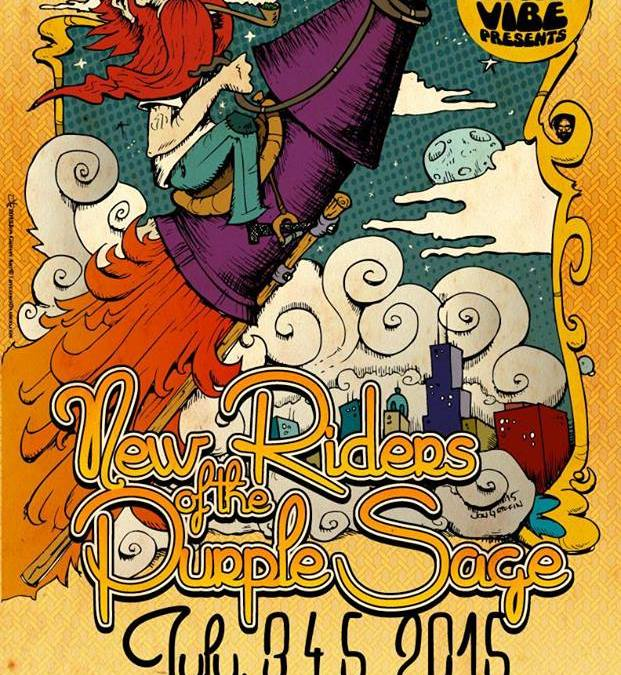 SPECIAL SHOWS after Grateful Dead #GD50: New Riders Of The Purple Sage – Psychedelic Last Supper – in Chicago