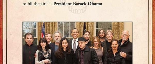 A Message From President Barack Obama on the Grateful Dead's 50th anniversary