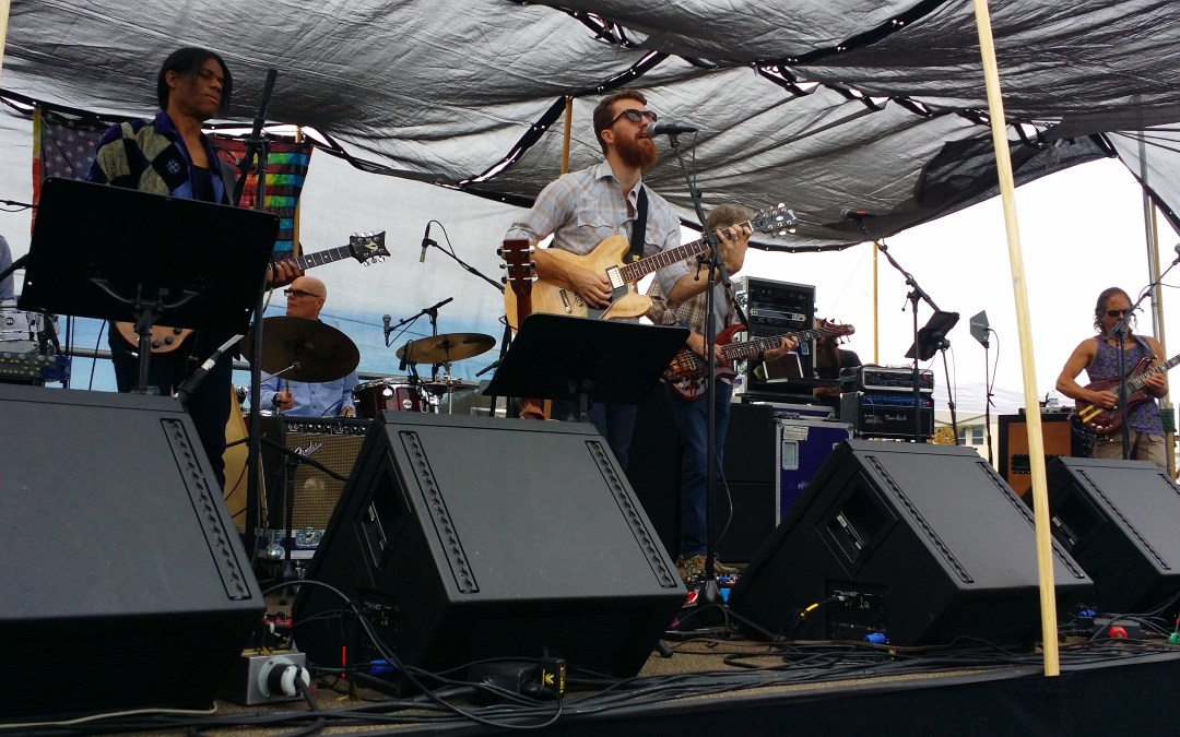"VIDEO: ""Wind and Roses"" by Grahame Lesh w Phil Lesh and Friends, Backyard Bash, Terrapin Crossroads, San Rafael, California September 27, 2015"