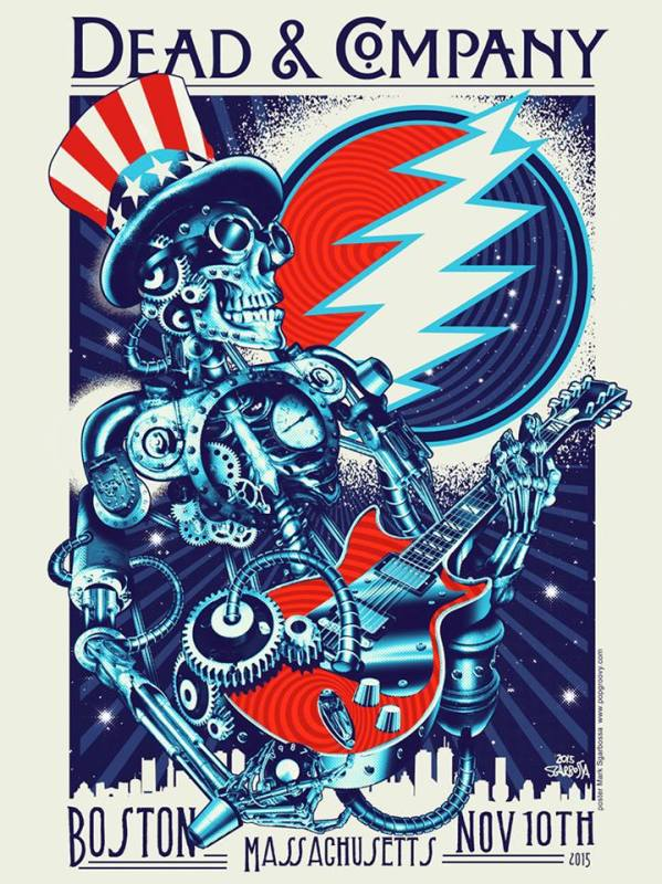 Dead and Co Woo