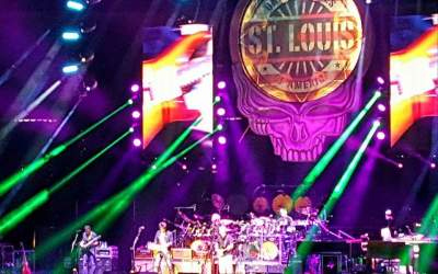 Setlist :Dead & Company~~ Friday November 20,2015 Scottrade Center St Louis MO