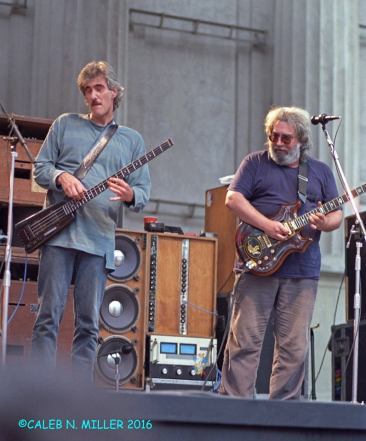Jerry Garcia Band - Greek Berkeley 8.30.1987 by Caleb Miller (12)