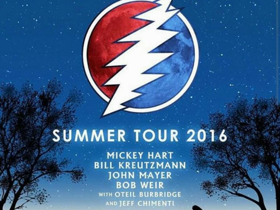 TOUR ANNOUNCED: Dead & Company Summer Tour 2016