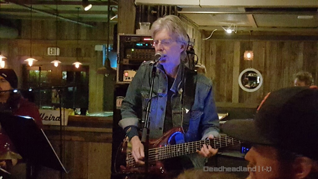 SETLIST – VIDEOS – GALLERY: Phil Lesh and the Terrapin Family  Band, March 1 2016, bar set #marchmadness #barshow