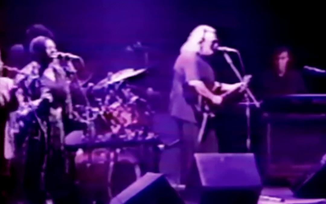 National Siblings Day:My Sisters & My Brothers – Jerry Garcia Band – 11-9-1991 Hampton, Va.