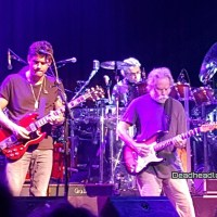SETLIST Dead & Company, Monday May 23.2016,  The Fillmore, San Franciso, California