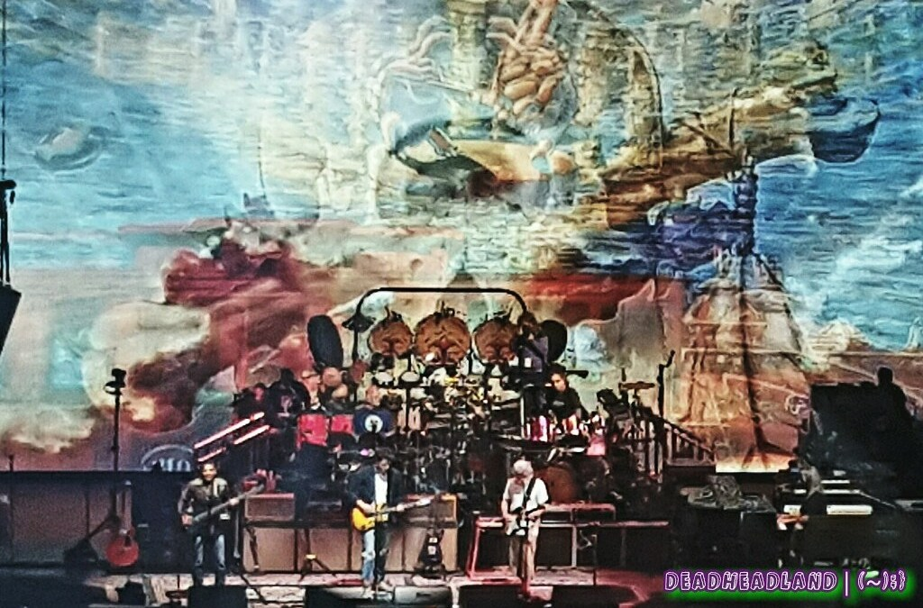 SETLIST Dead and Company Summer Tour 2016 Finale | Shoreline Amphitheatre, Mountain View California, Saturday July 30 2016