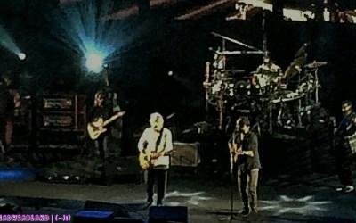 """WEIR EVERYWHERE DEPT: Bob Weir w Dave Matthews Band perform """"The Maker"""" ~ Greek Theatre Berkeley California, August 30th 2016"""