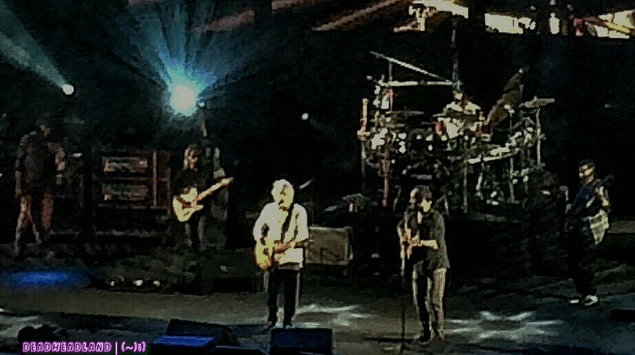 "WEIR EVERYWHERE DEPT: Bob Weir w  Dave Matthews Band perform ""The Maker"" ~ Greek Theatre Berkeley California, August 30th 2016"