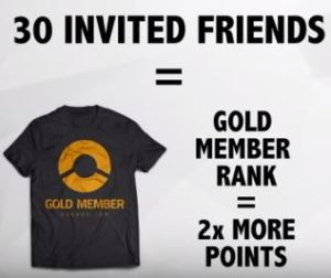 gokano 30 friends gold membership
