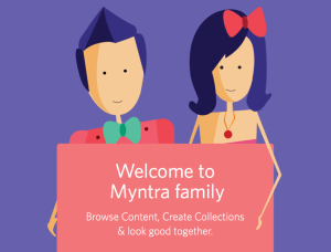 myntra app refer and earn