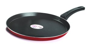 Pigeon Mio Aluminum Flat Tawa, 1 piece, 250mm, (Colors may vary) Rs 329 only amazon