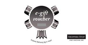 Amazon- Get Shoppers Stop E-mail Gift Card