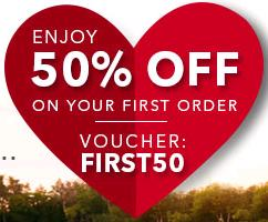 Printvenue- Get Flat 50% OFF on your First Order