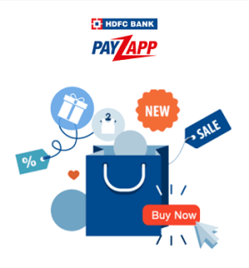 HDFC PayZapp- Get flat Rs 50 cashback on recharge of Rs 200 or more (Only Monday)