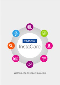 Reliance Insta Care app Get free 500 mb data