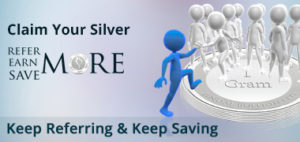Jindal Bullion Refer and earn