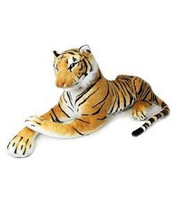 Snapdeal – Buy Giant Stuffed Tiger Animal 47 cms at Rs 199 only
