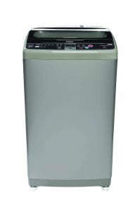 Amazon – Buy Haier HSW72-588A Fully-automatic Top-loading Washing Machine (7.2 Kg, Silver Grey) at Rs 17500