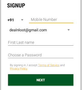 chaipoint-sign-up-for-a-new-account