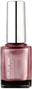 Amazon - Buy Colorbar Metallic Nail Lacquer, Posh Pearl at Rs 125 only