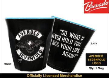 Skin4Gadgets Loot - Buy Universal Music Officially Merchandised mugs from just Rs 49